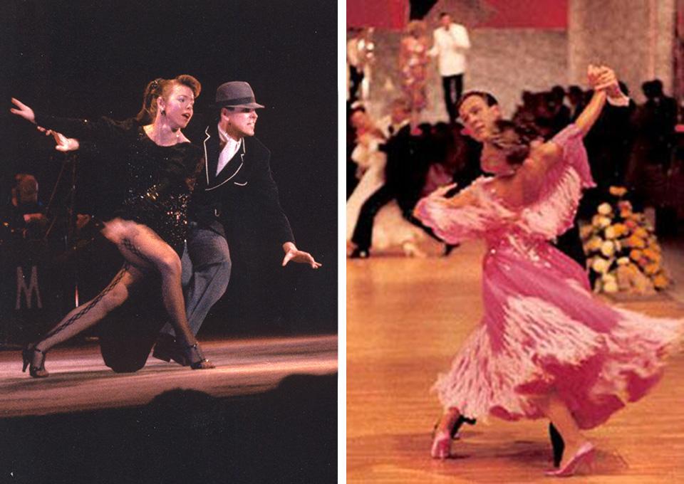 Hans Verhoeven Japan Dans'89